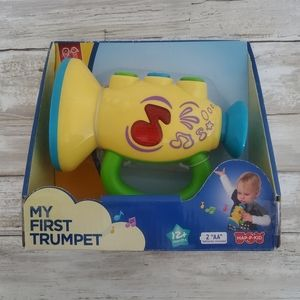 """NEW Little Learner """"My First Trumpet"""""""
